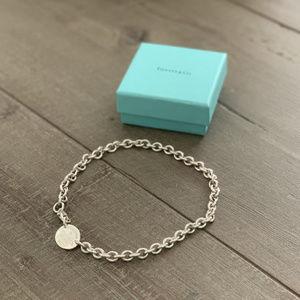 Tiffany & Co. Sterling Silver 925 Choker